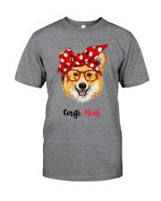 Corgi Mom Classic T-Shirt thumbnail