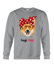 Corgi Mom Crewneck Sweatshirt thumbnail