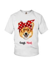 Corgi Mom Youth T-Shirt thumbnail