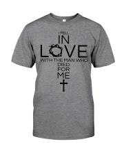 I Fell In Love Classic T-Shirt thumbnail