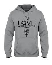 I Fell In Love Hooded Sweatshirt thumbnail