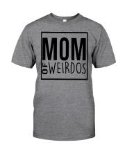 Mom of Weirdos Classic T-Shirt thumbnail