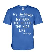 Momlife V-Neck T-Shirt thumbnail