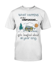 What happens at the Campground Classic T-Shirt thumbnail