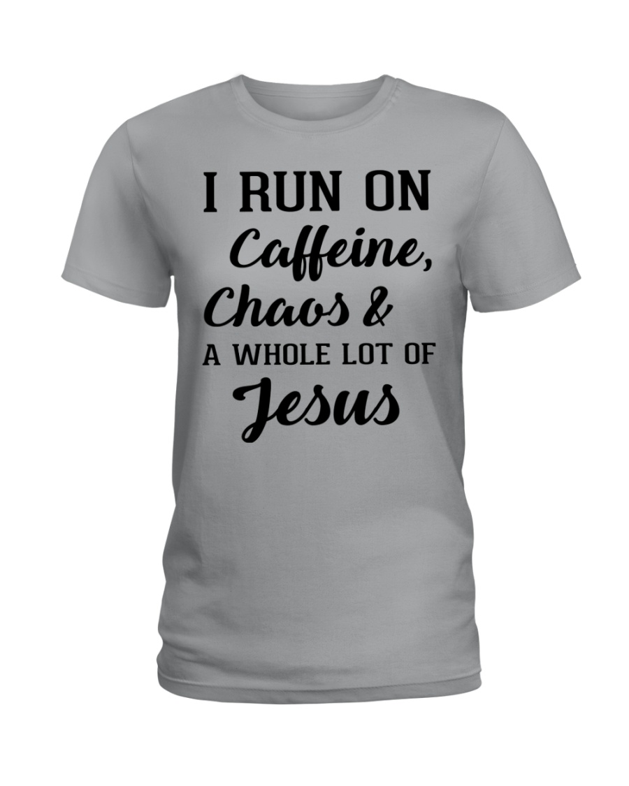 A whole lot of Jesus Ladies T-Shirt