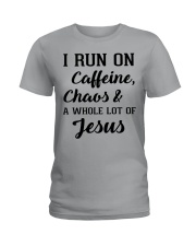 A whole lot of Jesus Ladies T-Shirt front