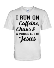 A whole lot of Jesus V-Neck T-Shirt thumbnail