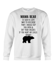 Mama Bear Crewneck Sweatshirt tile