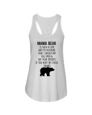 Mama Bear Ladies Flowy Tank thumbnail