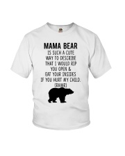 Mama Bear Youth T-Shirt thumbnail