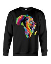 Black Lion Crewneck Sweatshirt thumbnail