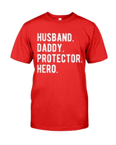 Husband Daddy Protector Hero