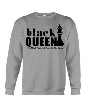 Black Queen The Most Powerful Piece Crewneck Sweatshirt thumbnail