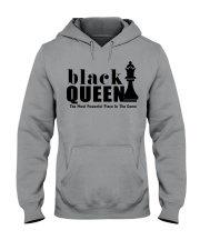 Black Queen The Most Powerful Piece Hooded Sweatshirt thumbnail