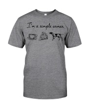 I'm a simple Woman Classic T-Shirt thumbnail