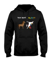 Your Aunt My Aunt Hooded Sweatshirt thumbnail