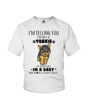 I'm A Baby Youth T-Shirt thumbnail