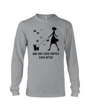 And She Lived Happily Ever After Long Sleeve Tee thumbnail
