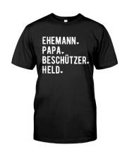 Limitierte Auflage Classic T-Shirt front