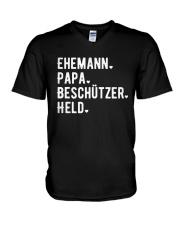 Limitierte Auflage V-Neck T-Shirt thumbnail