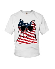 4th July Youth T-Shirt tile