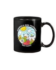 Animals Are Friends - Best shirts for vegans Mug thumbnail