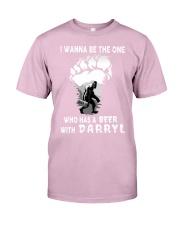 DARRYL PINK Classic T-Shirt front