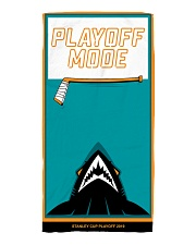 Playoff Mode Beach Towel front