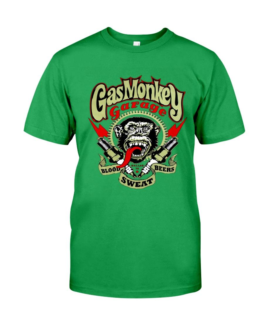 GAS MONKEY GARAGE Classic T-Shirt