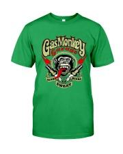 GAS MONKEY GARAGE Classic T-Shirt front