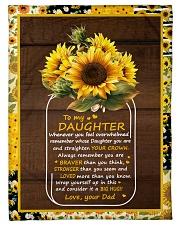 BIG HUG - AMAZING GIFT FOR DAUGHTER Fleece Blanket tile