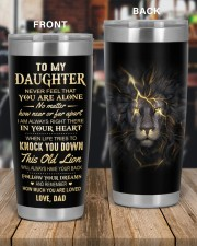 FOLLOW YOUR DREAMS - LOVELY GIFT FOR DAUGHTER 20oz Tumbler aos-20oz-tumbler-lifestyle-front-56