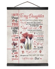 YOU ARE MY SUNSHINE - BEST GIFT FOR DAUGHTER Hanging Canvas tile