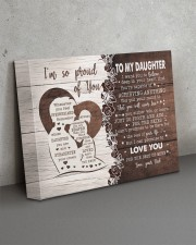 I'M SO PROUD OF YOU - LOVELY GIFT FOR DAUGHTER 14x11 Gallery Wrapped Canvas Prints aos-canvas-pgw-14x11-lifestyle-front-15