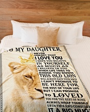 """1 DAY LEFT - GET YOURS NOW Large Fleece Blanket - 60"""" x 80"""" aos-coral-fleece-blanket-60x80-lifestyle-front-02"""