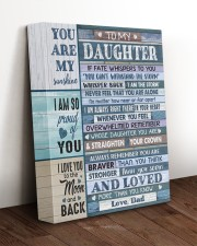 I AM SO PROUD OF YOU - LOVELY GIFT FOR DAUGHTER 11x14 Gallery Wrapped Canvas Prints aos-canvas-pgw-11x14-lifestyle-front-17