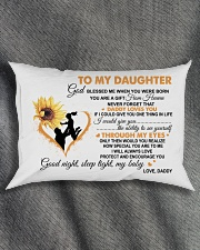 1 DAY LEFT - GET YOURS NOW Rectangular Pillowcase aos-pillow-rectangle-front-lifestyle-1