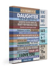 I AM SO PROUD OF YOU 11x14 Gallery Wrapped Canvas Prints front
