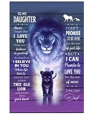 I BELIEVE IN YOU - AMAZING GIFT FOR DAUGHTER Vertical Poster tile