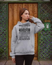 HE IS MY WHOLE WORLD - SPECIAL GIFT FOR DAUGHTER Hooded Sweatshirt apparel-hooded-sweatshirt-lifestyle-02