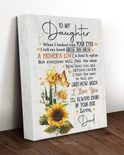 I'LL ALWAYS STAND BY YOUR SIDE 11x14 Gallery Wrapped Canvas Prints aos-canvas-pgw-11x14-lifestyle-front-17