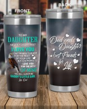 I LOVE YOU - GREAT GIFT FOR DAUGHTER 20oz Tumbler aos-20oz-tumbler-lifestyle-front-56