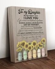 NEVER FORGET THAT I LOVE YOU 11x14 Gallery Wrapped Canvas Prints aos-canvas-pgw-11x14-lifestyle-front-17