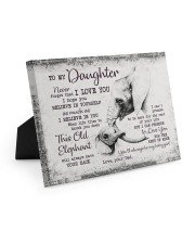 THIS OLD ELEPHANT - PERFECT GIFT FOR DAUGHTER Easel-Back Gallery Wrapped Canvas tile