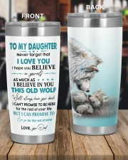 I LOVE YOU - LOVELY GIFT FOR DAUGHTER 20oz Tumbler aos-20oz-tumbler-lifestyle-front-56