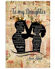 STRAIGHTEN YOUR CROWN - LOVELY GIFT FOR DAUGHTER 11x17 Poster thumbnail
