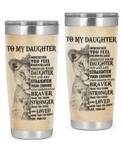 NEVER FORGET THAT I LOVE YOU 20oz Tumbler front