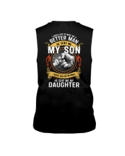 MAKE ME A BETTER MAN - PERFECT GIFT FOR DAD Sleeveless Tee tile