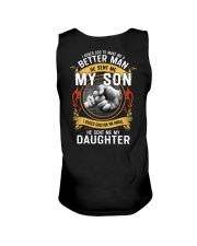 MAKE ME A BETTER MAN - PERFECT GIFT FOR DAD Unisex Tank tile