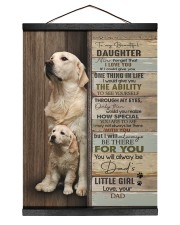 ONE THING IN LIFE - LOVELY GIFT FOR DAUGHTER Hanging Canvas tile